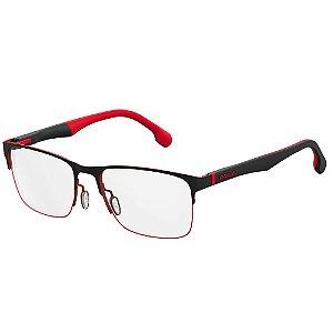 Óculos de Grau Carrera CA 8830/V/56 - Vermelho
