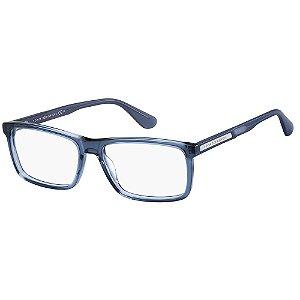 Óculos de Grau Tommy Hilfiger TH 1549/55 - Azul