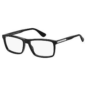 Óculos de Grau Tommy Hilfiger TH 1549/55 - Preto