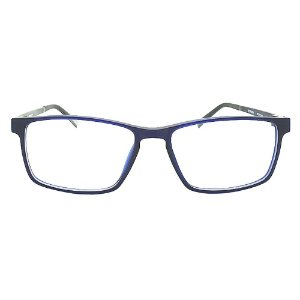 Óculos de Grau Speedo SP7013 D01 - Azul Fosco