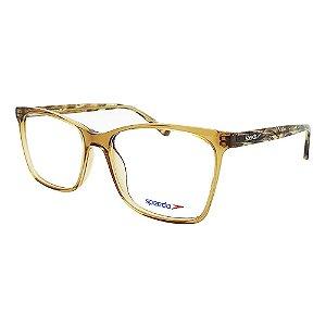 Óculos de Grau Speedo SP6112WI T01 - Marrom