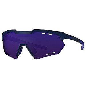 Óculos de Sol HB Shield Compact M - Preto / Azul