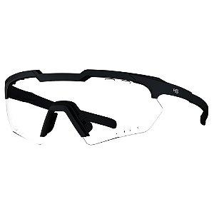 Óculos de Sol HB Shield Compact R - Preto