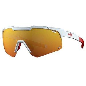 Óculos de Sol HB Shield Evo R - Branco