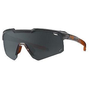 Óculos de Sol HB Shield Evo R - Cinza / Laranja