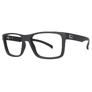 Óculos de Grau HB 0339 - Cinza - Clip On Polarizado