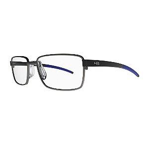 Óculos de Grau HB 0285 - Preto / Azul