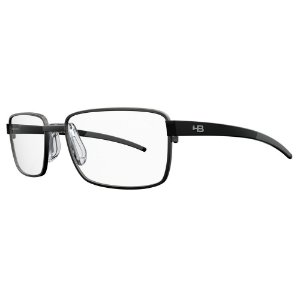 Óculos de Grau HB 0285 - Preto / Cinza