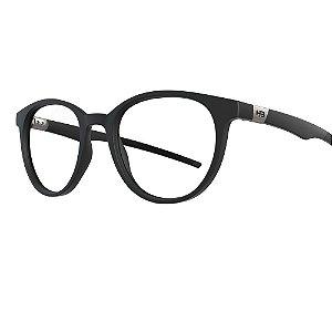 Óculos de Grau HB 0253 - Preto - Clip On Polarizado