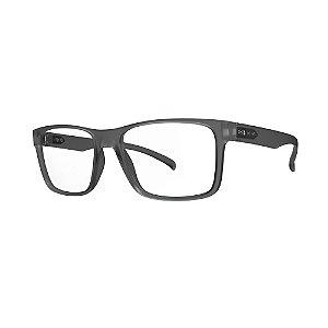 Óculos de Grau HB 93108 - Cinza Fosco