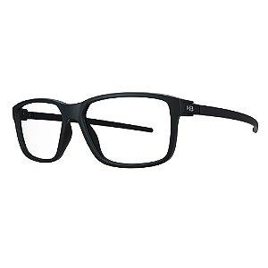 Óculos de Grau HB 93142 - Preto Fosco