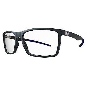 Óculos de Grau HB 93149 - Preto / Azul