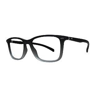 Óculos de Grau HB 93154 - Preto / Cinza