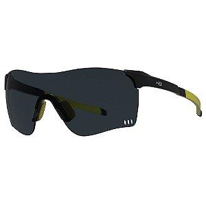 Óculos de Sol HB Quad F - Preto / Amarelo