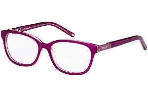Óculos de Grau Lilica Ripilica VLR113C01/50 Rosa Transparente