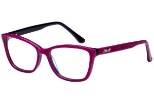Óculos de Grau Lilica Ripilica VLR111 C03/50 Rosa