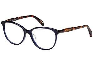Óculos de Grau Victor Hugo VH1754 09NX/52 Azul/Tartaruga