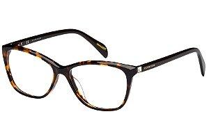 Óculos de Grau Victor Hugo VH1738S 0706/52 Tartaruga Marrom