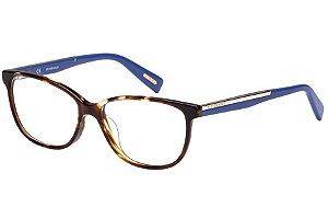 Óculos de Grau Victor Hugo VH1735 0752/54 Tartaruga/Azul