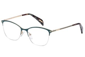 Óculos de Grau Victor Hugo VH1256 317/51 Verde/Dourado
