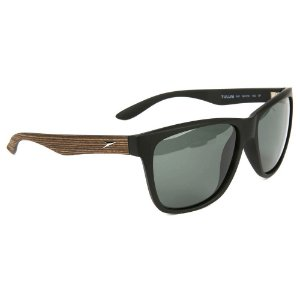 Óculos de Sol Speedo Tulum A01/58 Preto/Marrom - Polarizado