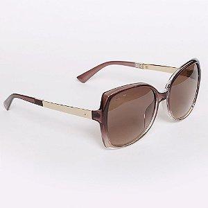 Óculos de Sol Atitude AT5428C02/59 - Marrom