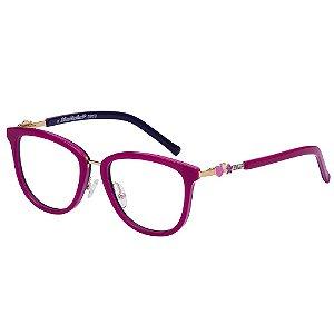 Óculos de Grau Lilica Ripilica VLR139 C3/48 Rosa