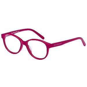 Óculos de Grau Lilica Ripilica VLR137 C4/47 Vermelho