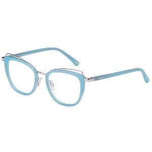 Óculos de Grau Lilica Ripilica VLR133 C05/47 Azul