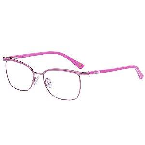 Óculos de Grau Lilica Ripilica VLR124 C06/49 Rosa