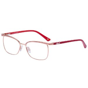 Óculos de Grau Lilica Ripilica VLR124 C02/49 Cobre