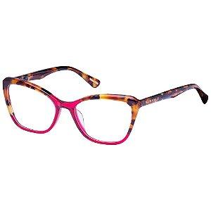 Óculos de Grau Victor Hugo VH1805 0897/53 Tartaruga