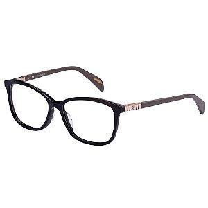 Óculos de Grau Victor Hugo VH1786 06S9/53 Preto