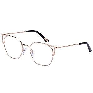 Óculos de Grau Victor Hugo VH1279 0349/51 Dourado
