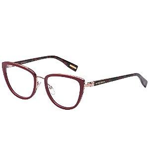 Óculos de Grau Victor Hugo VH1273 0U17/52 Vermelho
