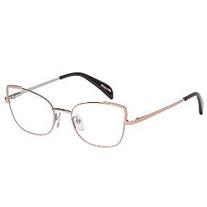 Óculos de Grau Victor Hugo VH1268 0S31/53 Dourado