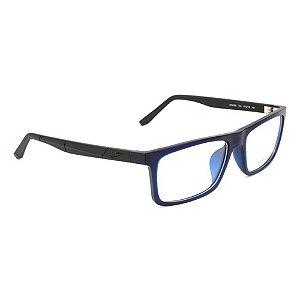 Óculos de Grau Speedo SP4063 T01/57 Preto/Azul