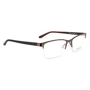 Óculos de Grau Speedo SP1373 02A/56 Cinza/Preto
