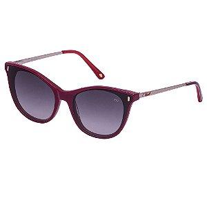 Óculos de Sol Lilica Ripilica SLR144 C05/47 Vermelho