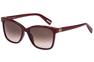 Óculos de Sol Victor Hugo SH1763 0T68/54 Bordô/Mesclado