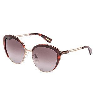 Óculos de Sol Victor Hugo SH1270 09AT/58 Marrom