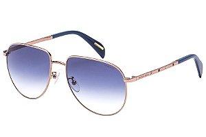 Óculos de Sol Victor Hugo SH1266S 0F72/56 Nude