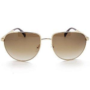Óculos de Sol Victor Hugo SH1266S 300/56 Dourado