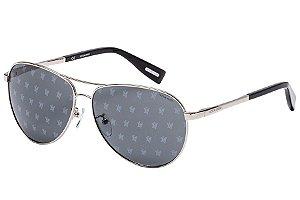 Óculos de Sol Victor Hugo SH1264 579X/61 Prata