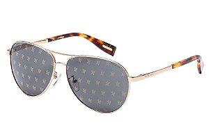 Óculos de Sol Victor Hugo SH1264 300G/61 Dourado