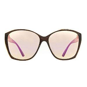 Óculos de Sol Evoke Lady Diamond CK01/59 Vermelho