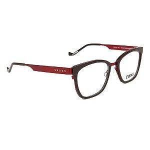 Óculos de Grau Evoke For You DX21 D01/52 Marrom