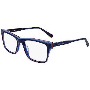 Óculos de Grau Calvin Klein Jeans CKJ19512 406/55 Azul