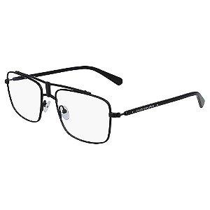 Óculos de Grau Calvin Klein Jeans CKJ19311 001/55 Preto Fosco