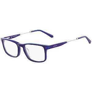Óculos de Grau Calvin Klein Jeans CKJ18707 407/54 Azul